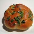 Knoflook/Basilicum broodjes