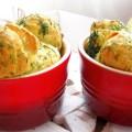 Dille brood, lekker voor bij de soep of salade