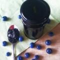 Blauwe bessenjam