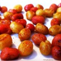 Borrelhapjes: Pittige geroosterde druiven