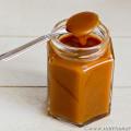 Zelfgemaakte Karamel Saus, makkelijk, snel en oh zo lekker!