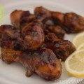 Foodblogswap: Sticky Chicken