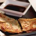 Chinese Pannenkoekjes met bosui en kruiden