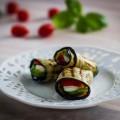 Foodblogswap: Auberginerolletjes