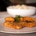 Foodblogswap: Zelfgemaakte Kipschnitzel